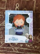 Disney Frozen Anna Christmas Inflatable Airblown Yard Blow Up Decoration New