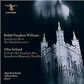 Ralph Vaughan Williams: Symphony No. 6/The Wasps Overture/... CD NEW