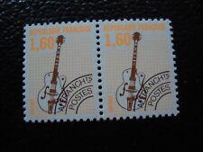 FRANCE - timbre yvert et tellier preoblitere n° 213a x2 n** (dent 12) (A6)