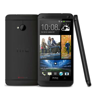 "4.7"" Original HTC One M7 Quad Core 4MP Wifi 32GB ROM 2GB RAM Unlocked SmartPhone"