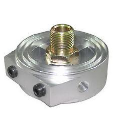 """13/16"""" Threaded Oil Filter Sandwich Adapter For GM LS1 LSx LQx LMx Engine"""