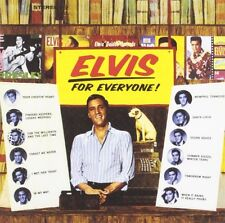 CD Album Elvis Presley - Elvis for Everyone (Mini LP Style Card Case) NEW