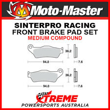 Moto-Master CCM 604E 1998-2006 Racing Sintered Medium Front Brake Pads
