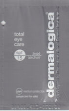 Dermalogica Total Eye Care Sample Sachet x 12 (date expiry: 04/17)