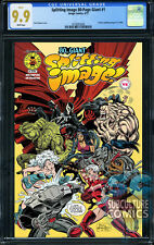 SPLITTING IMAGE 80-PAGE GIANT #1 - FIRST PRINT - CGC 9.9 - SOLD OUT - HOT