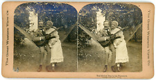 Stereo, The Great Western View Co., R. Y. Young, The musical Pair in he Hammock