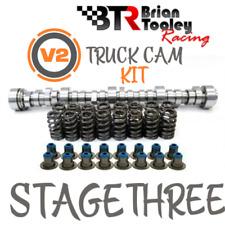BTR LS Truck Camshaft Kit Stage 3 Cam Valve Springs Seals 4.8 5.3 6.0 6.2