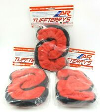 New Set Of 3 Pairs A&R Premium Series Red Tuffterrys Covers ~ Size: Large 6 & 7