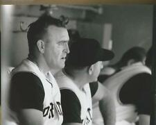 DANNY MURTAUGH  PITTSBURGH PIRATES 1960 WORLD SERIES 8 X 10  ORIGINAL PHOTO 1
