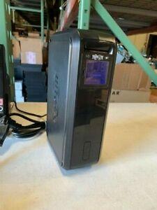 Tripp-Lite OMNI650LCD OmniSmart LCD 120V 650VA 350W Line-Interactive UPS, USB