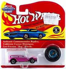 Hot Wheels Vintage Collection The Demon Metallic Pink Series J MOC 1994