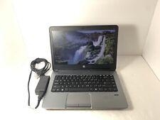Laptop HP ProBook 640 G1 Intel i7 4610M 16GB Memory Ram 250GB SSD Wifi
