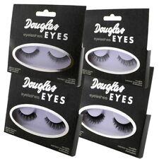 4 Pairs False Eyelashes by Douglas Natural look lashes 4 Fake Eye Lash Designs
