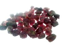Unheated Untreated Natural Johnson Red Ruby Rough Natural Loose Gemstone Lot