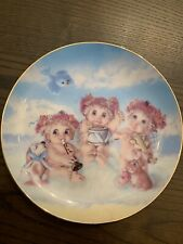 "Dreamsicles ""The Recital"" Limited Edition Hamilton Collection Collector's Plate"