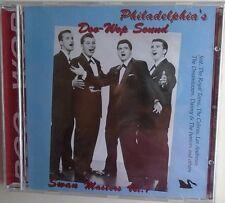 PHILADELPHIA'S DOO-WOP SOUND - CD - Swan Masters Vol. 1 -  BRAND  NEW
