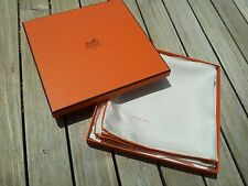 Hermès foulard carré soie collector sempé 2000 anniversaire collection boite