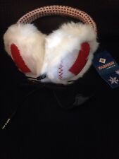 New Faux Fur Earmuffs Winter Headphones