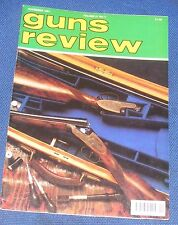 GUNS REVIEW MAGAZINE NOVEMBER 1991 - RUGER M77 MKII RIFLE