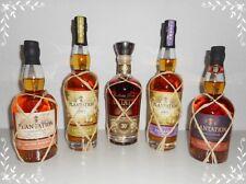 5 Fl. Spitzen - Rum aus der PLANTATION - Reihe !!!!