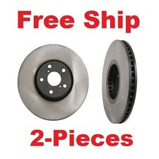 2-Pieces Front Brake Rotors for Lexus GS350 GS430 GS450H GS460 IS350 Top Quality