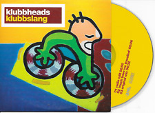 KLUBBHEADS - Klubbslang CD SINGLE 3TR Cardsleeve 2004 Hard House Holland