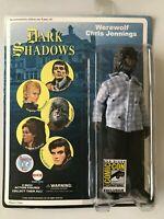 Dark Shadows SDCC Werewolf Chris Jennings Action Figure NEW MOSC Spectre Toys