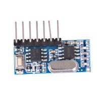 433mhz RF Wireless Empfänger 1527 Lerncode Decoder Modul WH