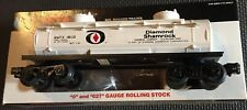 Lionel Diamond Shamrock Two Dome Tank Car 16113 New in box
