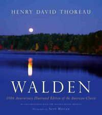 Walden by Henry David Thoreau 9780618457175