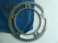 NOS Sugino Mighty Competition road chainring 52 t, 151 bcd, 3/32""