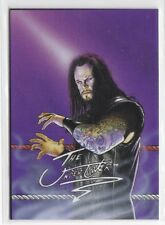 THE UNDERTAKER *Rare & Mint* 1997 Bend'ems Trading Card WWE WWF