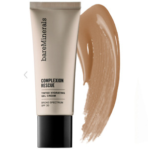 bareMinerals Complexion Rescue Tinted Hydrating Gel Cream Terra 8.5  1.18 oz New