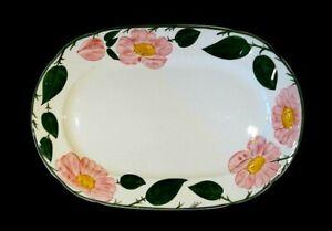 Beautiful Villeroy Boch Wild Rose Oval Platter