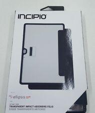 Incipio Faraday Octane Pure Folio Case + Stand For Verizon Ellipsis 10 HD New