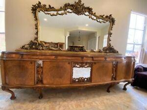 Stunning Antique Dining Room set