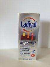 Ladival Sonnenschutz Lotion wasserfest LSF 30 UV-A UV-B und Infrarot-Schutz