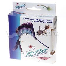 "Jan0.25Wh - Flyflex Pack, 1/4"" White Pet"
