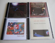 Jon and Vangelis 4CD SET Short Stories Friends Cairo Private Collec Page Of Life