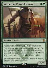 Avatar der Entschlossenen / -  of the Resolute   NM   Dragons of Tarkir   GER