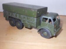 DINKY MILITARE COLLEZIONE 622 10 TON Camion dell'Esercito