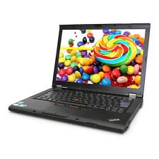 "NOTEBOOK LENOVO THINKPAD T410 i5 2.53Ghz 14.1"" 4GB RAM 320Gb HDD Win 7 PRO PC"
