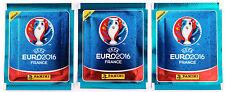 Panini euro 2016 France-set 3 pochettes Lidl inscriptions gratuit Omaggio regalo