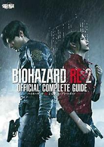 BIOHAZARD RE: 2 / Resident Evil 2 Official Complete Guide Book