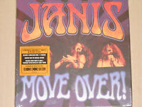 "JANIS JOPLIN -Move Over! 4x7"" BOX-SET , Limited Edition, Numbered NEU"