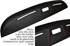 RED Stitch accoppiamenti TRIUMPH SPITFIRE MK4 DASH Dashboard Leather pelle coprire solo