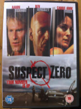 Aaron Eckhart Ben Kingsley SUSPECT ZERO ~2004 SERIAL KILLER THRILLER ~ UK DVD