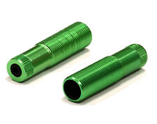 Integy C23780Green Billet Machined Alloy Shock Body(2)for Axial Wraith