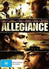 Allegiance - DVD ss Region 4 VG Condition