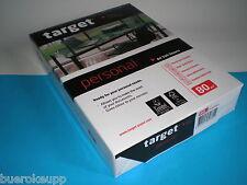 500 Bl. TARGET personal Kopierpapier A4 80g matt holzfrei hochweiss FSC® Mix 70%